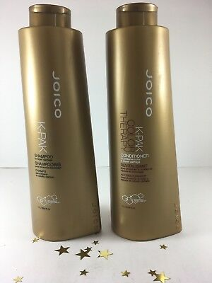Joico K-Pak Shampoo And Color Therapy Conditioner 33.8 Oz