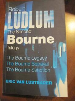 The Second Bourne Trilogy