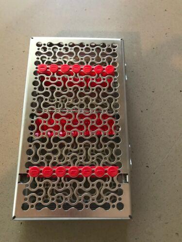14 instrument Hu-Freidy IMS Cassette