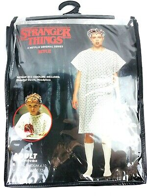 Spirit Stranger Things Patient 001 Halloween Costume Size Large - NEW