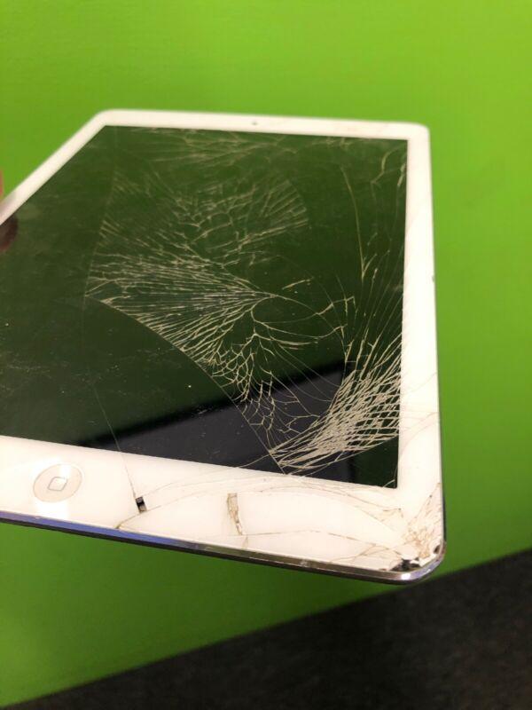 Apple Ipad Mini 1 & 2 Glass Screen Digitizer Replacement Repair Service Fast !!!