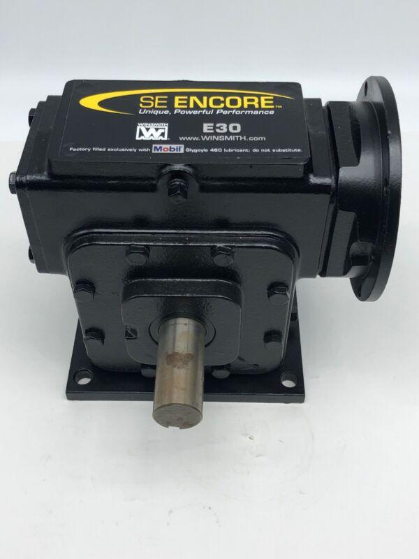WINSMITH SE ENCORE E30 Model MTDS 1750 RPM
