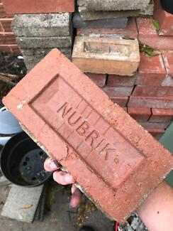 FREE red Nubrik Bricks