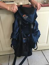 Travel Backpack Rozelle Leichhardt Area Preview