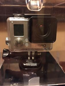 GoPro Hero3 White with accessories