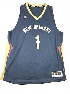 New Orleans Pelicans Tyreke Evans Adidas NBA Jersey NWT Size 2XL