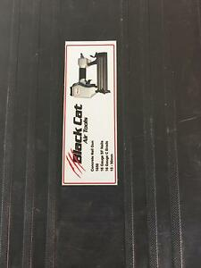 Black Cat 1650 50mm SF Concrete Air Nail Gun Mandurah Mandurah Area Preview