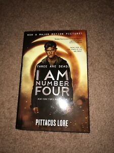 I am Number Four Book - Huntsville