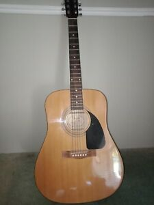 Fender FA-100 Acoustic Guitar Good Condition
