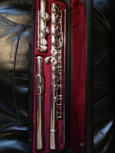 Yamah 311 ii Flute Solid Silver Headjoint