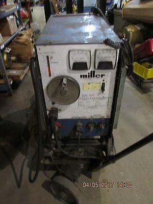 Miller Cp-200 Welder Dc Arc Power Source