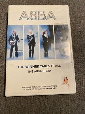 USED DVD: ABBA The Winner Takes It All The ABBA Story