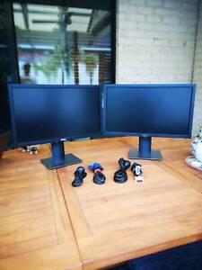 #73 Dual - Dell UltraSharp U2211HT - LCD monitor - 22 inch FullHD