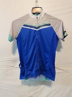 Louis Garneau Women s Equipe Cycling Jersey Neo Classic Medium Retail  99.99 289f1f88f