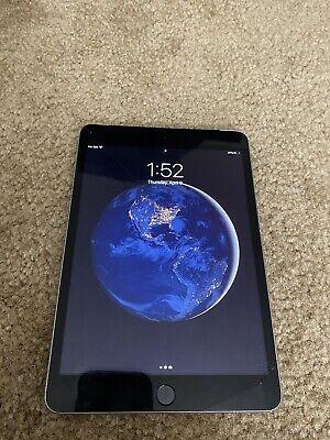Apple iPad mini 3 16GB, Wi-Fi + Cellular (Unlocked), 7.9in - Space Gray (CA)