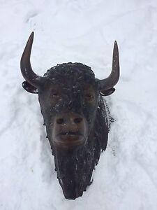 Buffalo Head (aluminum)