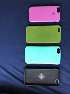 FOR SALE - PACK of 4 - iPhone covers (iPhone 6/ iPhone 6 Plus)