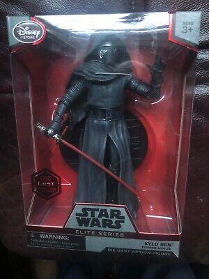 Disney Store Star Wars 'Kylo Ren' Elite Series NEW - Unopened Die Cast Figure