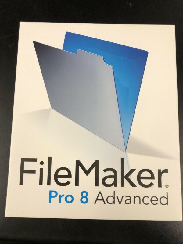 Filemaker Pro 8 Advanced