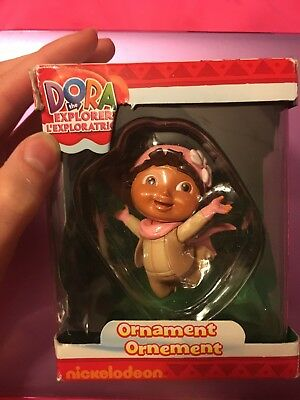Dora the Explorer Ornament 2011 ()