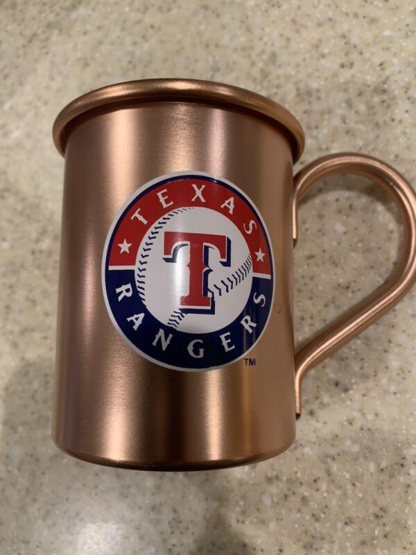 Smirnoff Mule Mug Texas Rangers