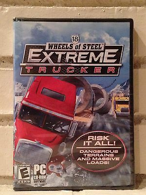 Computer Games - extreme trucker --- action adventure racing computer games --- new