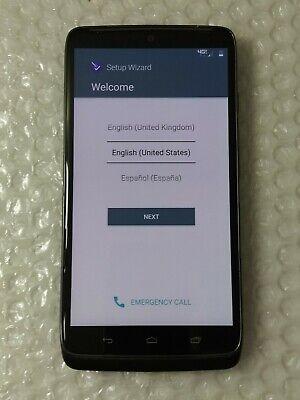 Motorola Droid Turbo XT1254 - 32GB - Black (Verizon) Smartphone