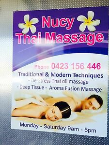 Nucy Thai Massage Hermit Park Townsville City Preview