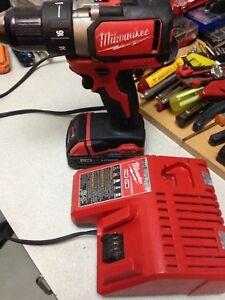 Milwaukee Brushless Drill Set