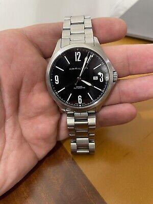 Hamilton Khaki Aviation Men's Stainless Steel Swiss Automatic Watch H766650
