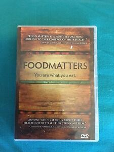 FOODMATTERS. DVD Newcastle Newcastle Area Preview