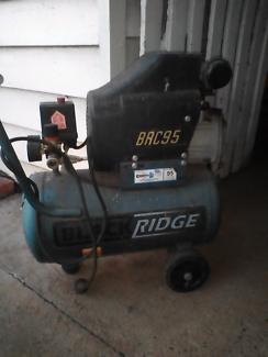 Air Compressor  $75 neg