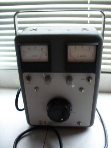 General Radio W10MT3A Metered Variac 0-150V 0-10A Good Condition works