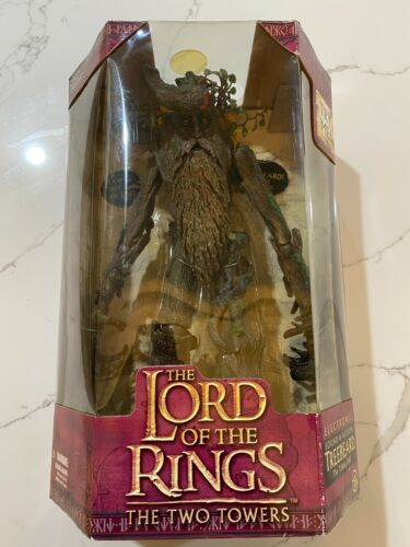 Lord of the Rings, The Two Towers, Treebeard, Toy Biz
