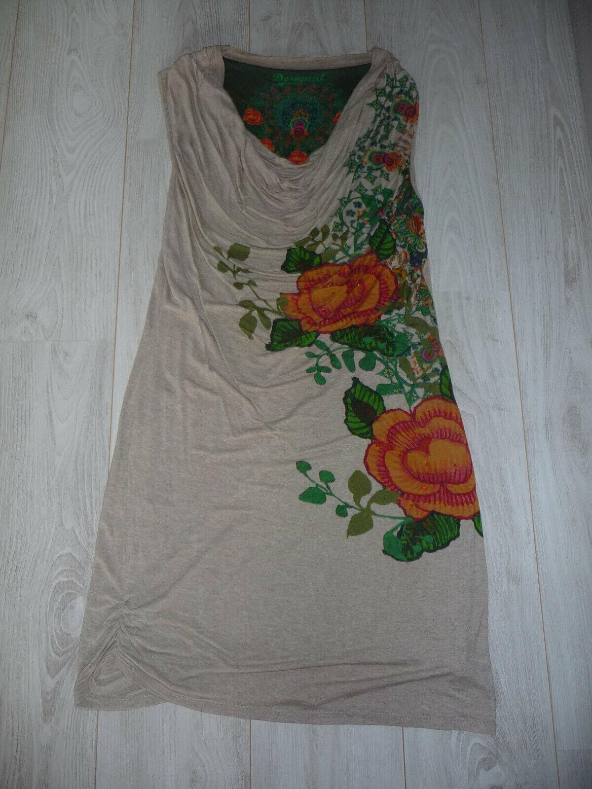 Robe desigual taille xxl 44 femme