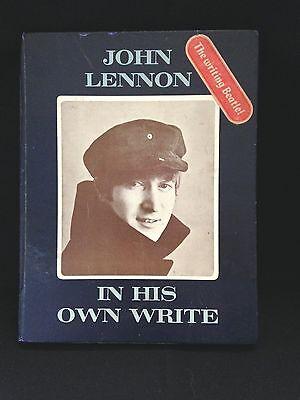 John Lennon In His Own Write The writing Beatle - 1st Ed & 1st Print, U.K. 1964
