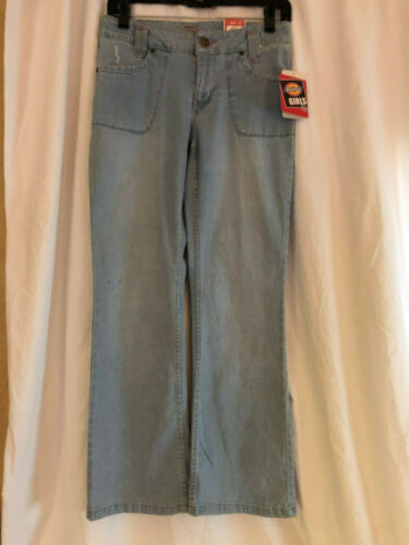 NWT Dickies Jeans Girls Size 16