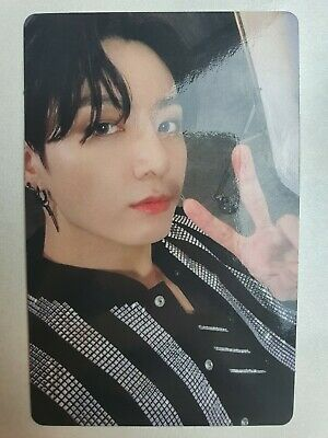 BTS Map Of The Soul ON:E Concept Photo Book Photo Card JUNGKOOK Rute