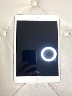 Apple iPad Mini 2 2nd 32GB 7.9in Wi-Fi + Cellular MF083LL/A A1490 Unlocked Great