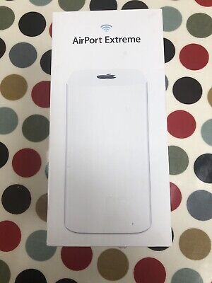 Apple AirPort Extreme 802.11ac Wireless Router (5th Gen)