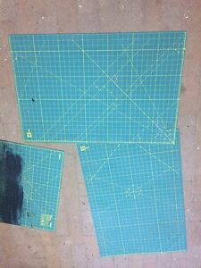 Olfa mat x 3 for crafts
