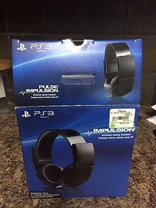 PS3/PS4 Wireless Headset