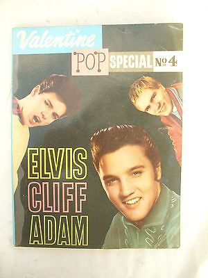 VALENTINE POP SPECIAL No4 softback vintage book for sale  Shipping to Ireland