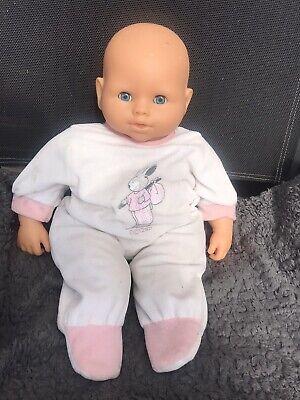 Vintage Doll Baby Berchet  1980s ?