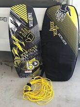 Knee Board Hope Island Gold Coast North Preview