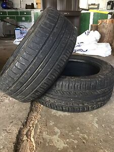2 Pairs of Tires