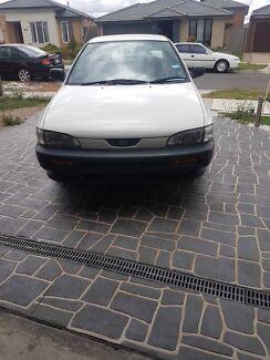 1994 Subaru Impreza LX