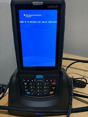 Unitech Pa692 Wifi Handheld Mobile Computer Barcode Scanner Reader For Pos