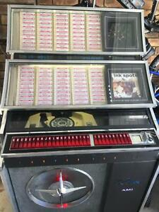 Jukebox AMI ROWE 1963 model in excellent condition