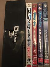 Breaking Bad Boxset & otherSeasons for Sale! Noranda Bayswater Area Preview